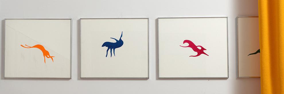 Luigi Mainolfi @ Art Hotel Gran Paradis