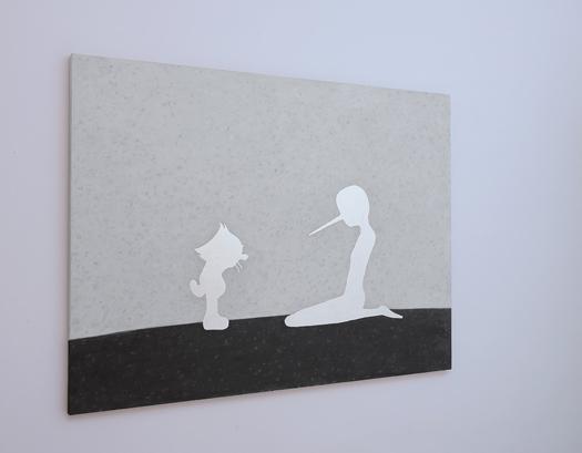 Alex Pinna @ Art Hotel Gran Paradiso