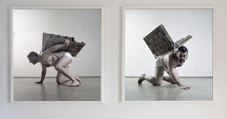Adrian Paci @ Art Hotel Gran Paradiso